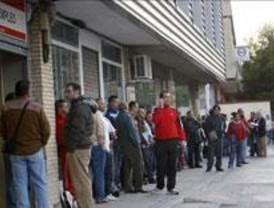 El paro sube en la Comunidad en 6.366 personas en noviembre