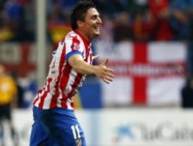 El 'Cebolla' salva al Atlético de la derrota