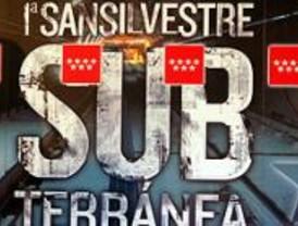 Primera San Silvestre Subterránea en el Metro de Madrid