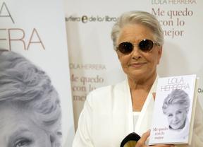Lola Herrera publica sus memorias