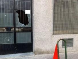 El PSOE denuncia un nuevo acto vandálico contra su sede de Chamartín
