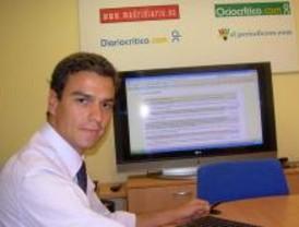 Chat con Pedro Sánchez