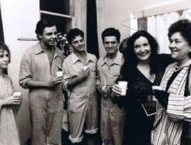 La foto histórica: Nuria Espert y Joan Plowright (1986)
