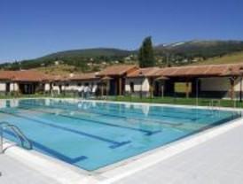 Lozoya cuenta con una nueva piscina municipal