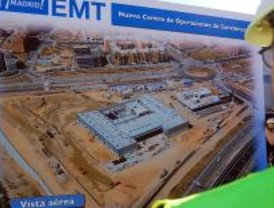 La EMT disminuirá drásticamente en 2010 la emisión de gases contaminantes