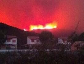 Madrid envía 22 bomberos y material para colaborar en los fuegos de Valencia