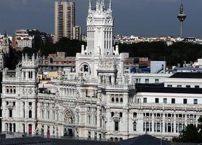 El Ayuntamiento abre expediente por ruido a la terraza del Palacio de Cibeles
