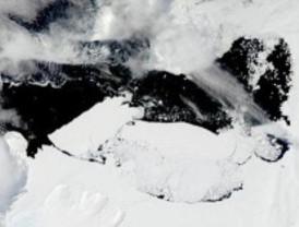 Un iceberg de más de 4.000 kilómetros choca con la Antártida