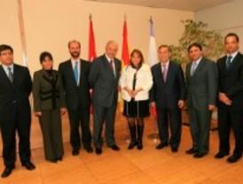Chile crea sinergias con Tres Cantos