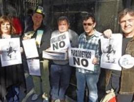 Los antiparquímetros piden la devolución del dinero