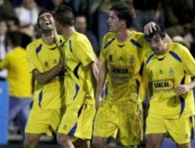 El Alcorcón pasa de ronda en la Copa