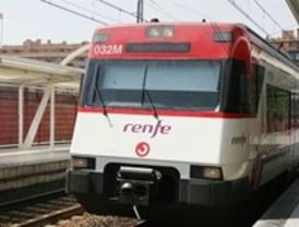 La línea 9 de Cercanías modifica su servicio