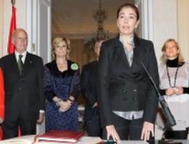 Asúa y González Moñux juran sus cargos como viceconsejeros