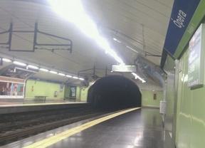 Una avería mantiene cortada la Línea 5 de Metro
