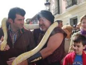 Arranca el Mercado del Quijote en Alcalá