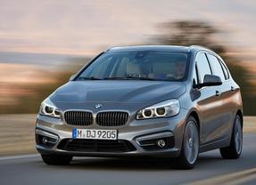 BMW Serie 2 Active Tourer, versatilidad de uso