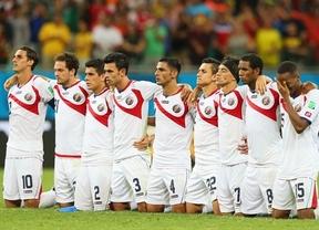 Costa Rica se despierta en los penaltis