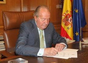 Una demanda de paternidad contra Juan Carlos I llega al Supremo