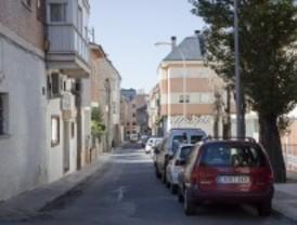 Villalba remodela el barrio Pradillo Herrero