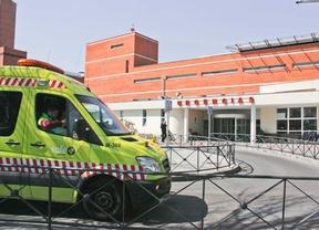 Una mujer grave tras un accidente de coche en Arroyomolinos