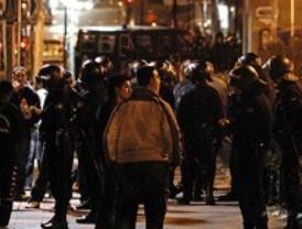 En libertad los detenidos en la reyerta de Alcorcón