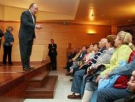 Visitas a depedencias municipales para mayores de Las Rozas