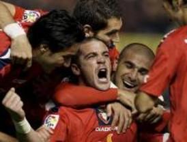 3-0. Osasuna golpea al Atlético tras desnudar sus carencias defensivas