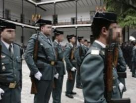 Prohibición doble a la Guardia Civil