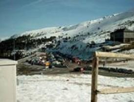 Navacerrada será una estación para niños y esquiadores noveles