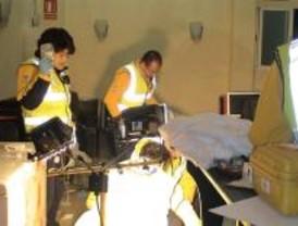 Dos apuñalamientos dejan un muerto en Alcorcón  y un herido grave en Usera