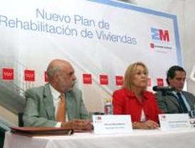 El nuevo plan de rehabilitación llegará a 186.000 viviendas