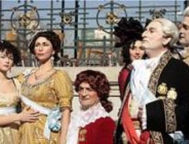 Carlos IV acompañará a Don Carnal en las fiestas del Carnaval