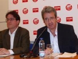 Los sindicatos dan un suspenso al presupuesto regional para 2009