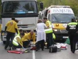 57 muertos en accidente de tráfico en 2007