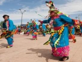Cultura y tradiciones bolivianas, en Getafe