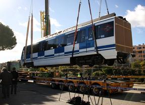 Metro ingresa 32,6 millones de euros con la tercera venta de trenes a Buenos Aires