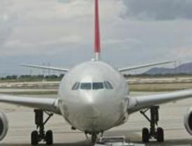 Llega a Madrid el primer Airbus que será convertido en avión cisterna MRTT