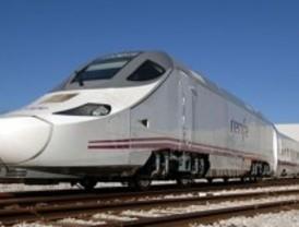 Renfe pone en marcha un Alvia entre Vitoria y Madrid
