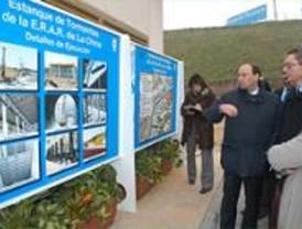 El estanque de tormentas de la China reducirá un 35% de los vertidos que la lluvia arrastra al Manzanares