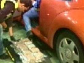 Desarticulada una banda de narcotraficantes que distribuía heroína en Madrid