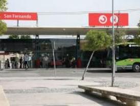 Coslada quiere que la estación de Cercanías de San Fernando lleve también su nombre