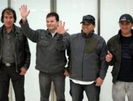 Los mineros chilenos celebran en Madrid el bicentenario de su país