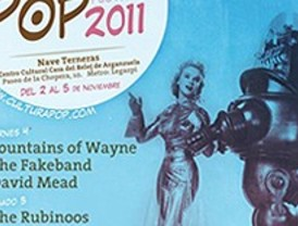 Conciertos gratis y talleres en el CulturaPOP