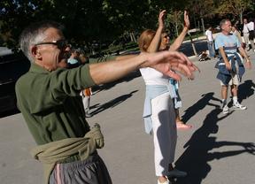 Madrid recibe un premio por su apoyo al envejecimiento activo
