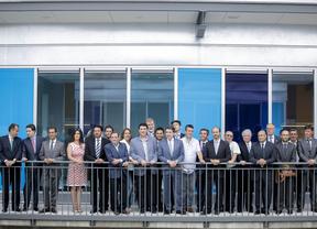 Ignacio González se reúne con los alcaldes del Corredor del Henares