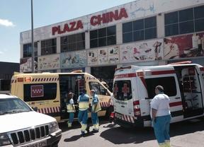 Fallece un hombre aplastado por su propio camión en Móstoles