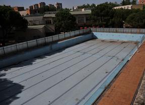 La piscina de la Concepción reabrirá después de siete años