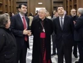 Alcalá rehabilita el Palacio Arzobispal y la Catedral Magistral