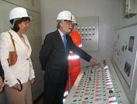 La nueva planta de residuos de obras de El Molar 'tragará' cada año 120.000 toneladas de escombros