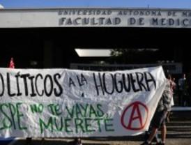 La Fiscalía no ve delito para investigar las amenazas a Aguirre